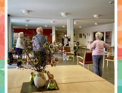 Sturzprävention in der Seniorenresidenz Biesdorfer Höhe