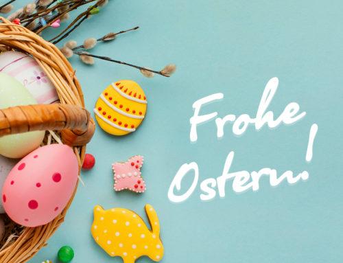 Ostern in den Fürsorge im Alter Seniorenresidenzen