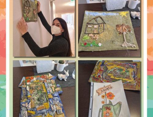 Kreative Kunstwerke für das Haus Bavaria