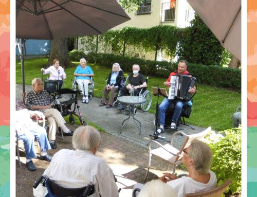 Akkordeon-Nachmittag im Haus Steglitz