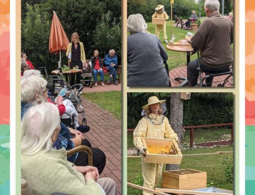 Neues von den Bienen aus Pankow