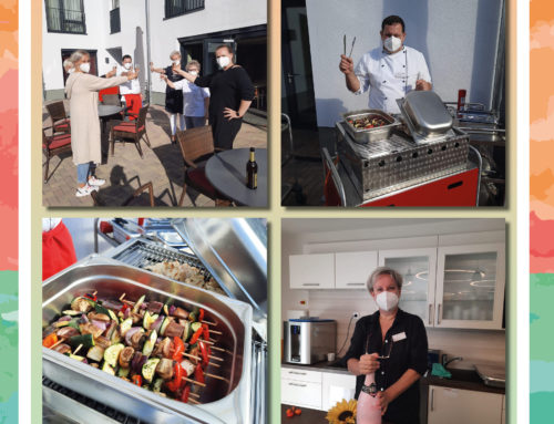 Grillfest in Nuthetal